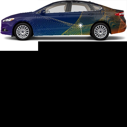 Sedan Wrap #33849