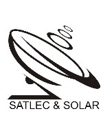 satlec Car Decal 14W  x 12H