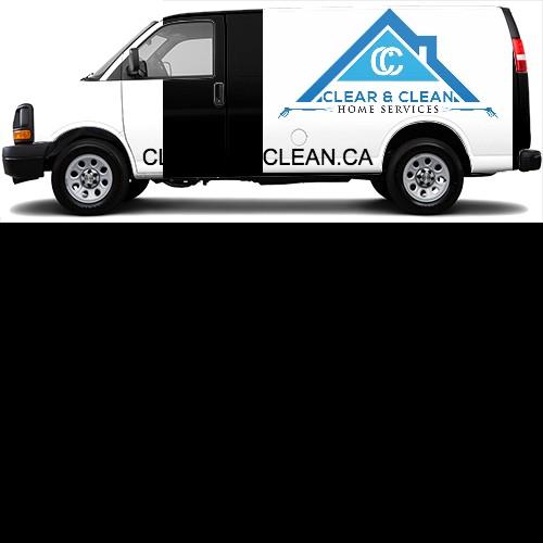 Cargo Van Wrap #39287