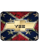Yee Yee Car Mats Back