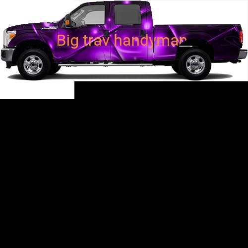 Truck Wrap #42695