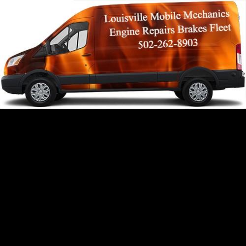 Transit Van Wrap #43170