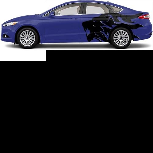 Sedan Wrap #44276