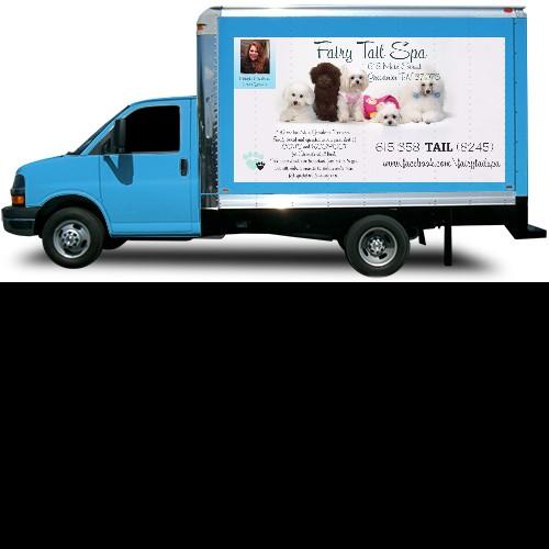Box Truck Wrap #44566
