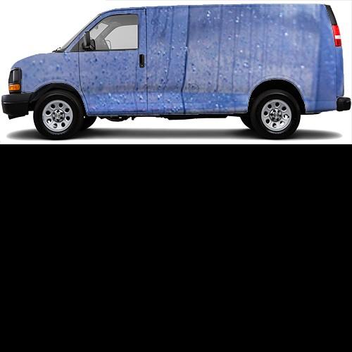 Cargo Van Wrap #44693