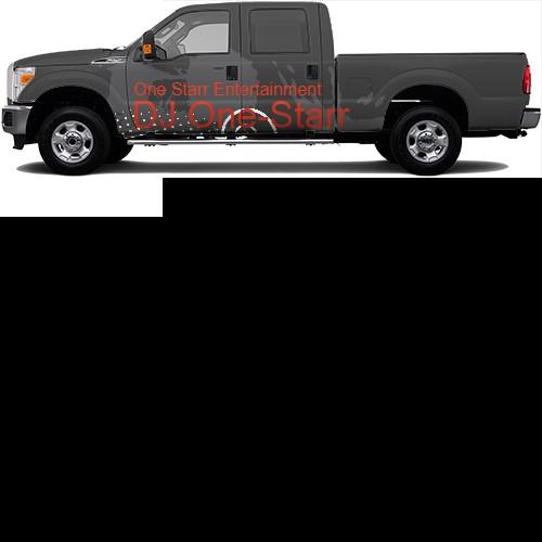 Truck Wrap #45390