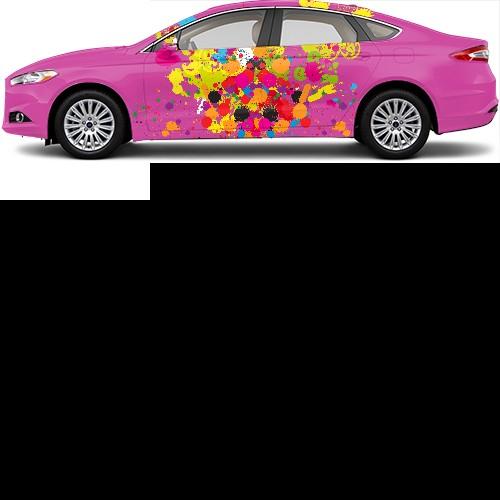 Sedan Wrap #45819