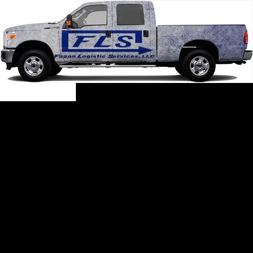 Truck Wrap #46165