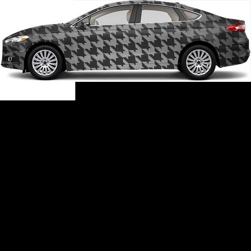 Sedan Wrap #46245