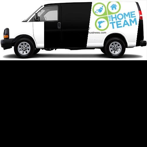 Cargo Van Wrap #46312