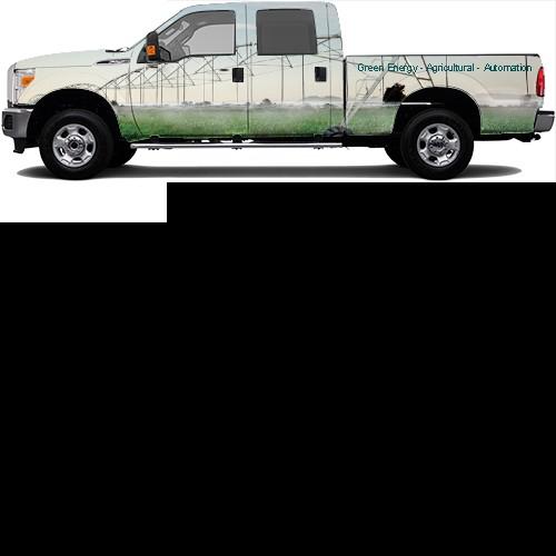 Truck Wrap #46342