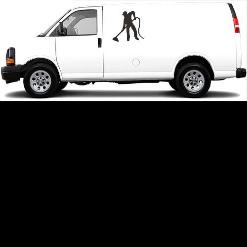Cargo Van Wrap #46359
