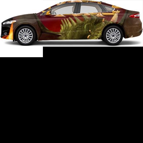 Sedan Wrap #46542