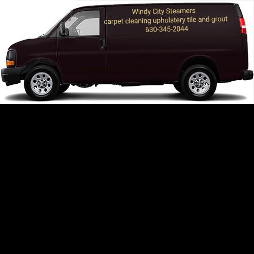 Cargo Van Wrap #46684