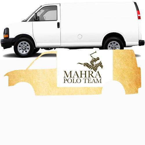 Cargo Van Wrap #46841