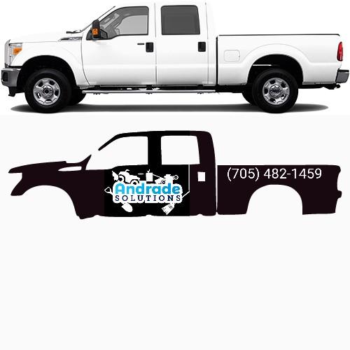 Truck Wrap #46952