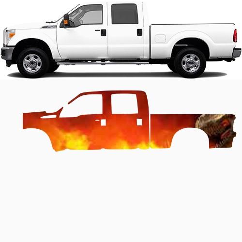 Truck Wrap #47085