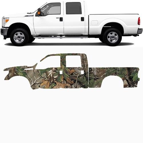 Truck Wrap #47109