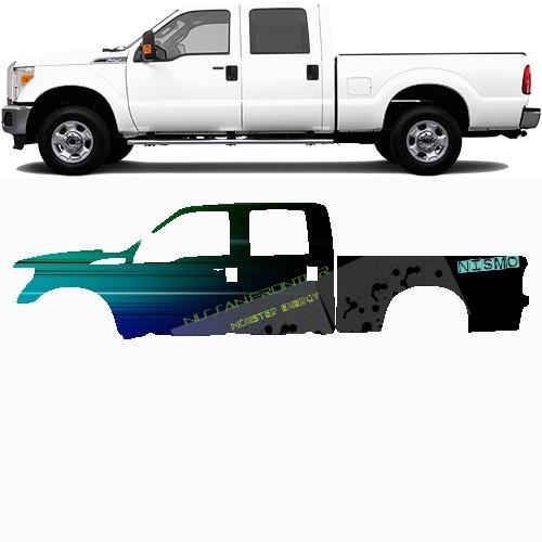 Truck Wrap #47119