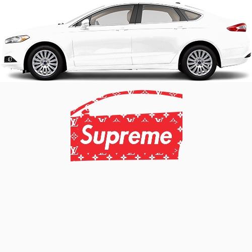 Sedan Wrap #47179