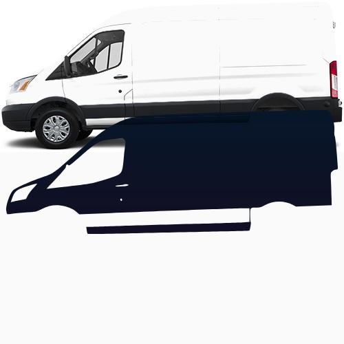 Transit Van Wrap #47265
