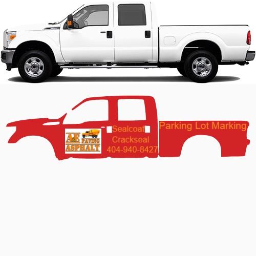 Truck Wrap #47677