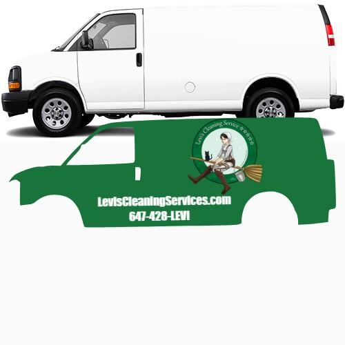 Cargo Van Wrap #47807