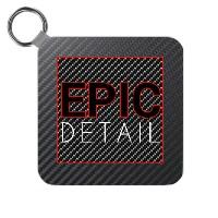 EPIC Detail key chain Key Chain