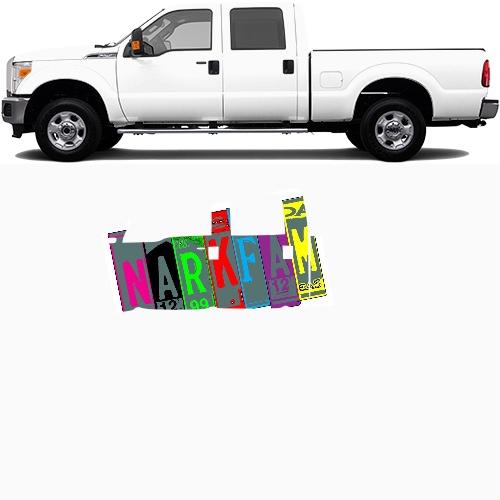 Truck Wrap #47949