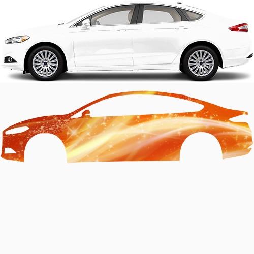 Sedan Wrap #48103