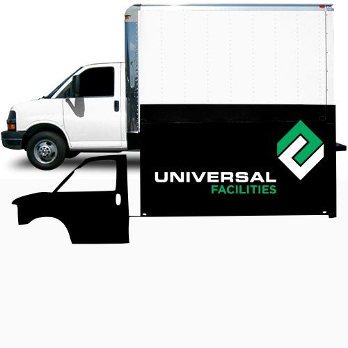 Box Truck Wrap #48127