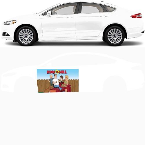 Sedan Wrap #48182