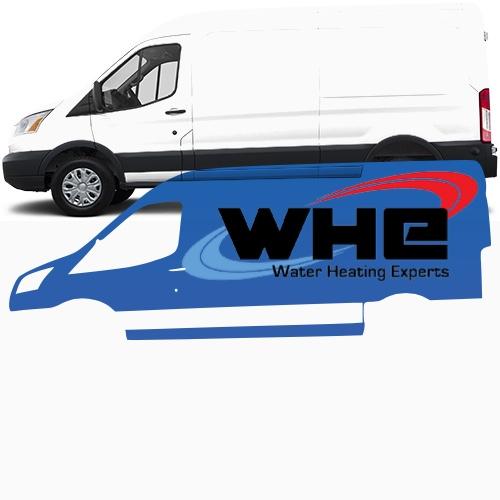 Transit Van Wrap #48223