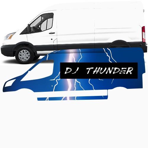Transit Van Wrap #48229