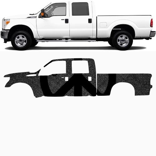 Truck Wrap #48269