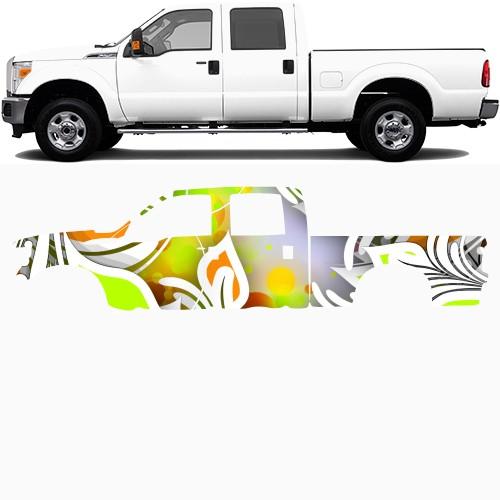Truck Wrap #48343