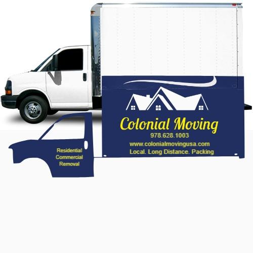 Box Truck Wrap #48345