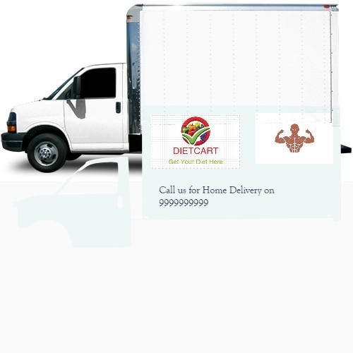 Box Truck Wrap #48480
