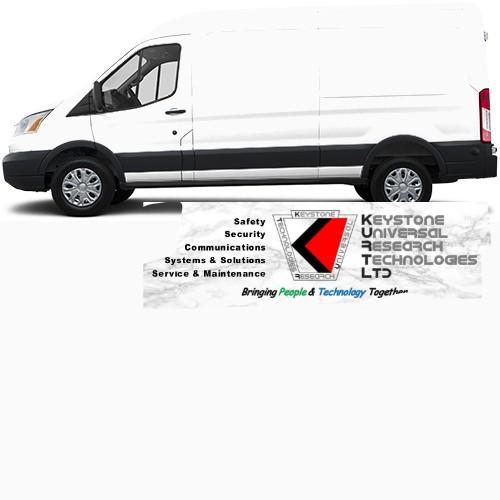Transit Van Wrap #48497