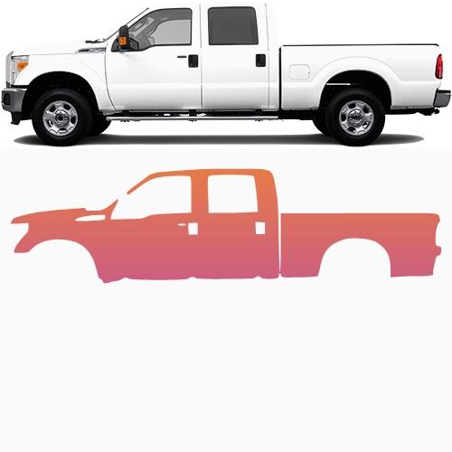 Truck Wrap #48646