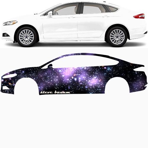 Sedan Wrap #48678
