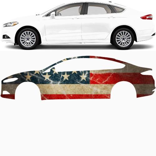Sedan Wrap #48803