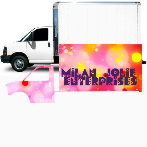 Box Truck Wrap #48884