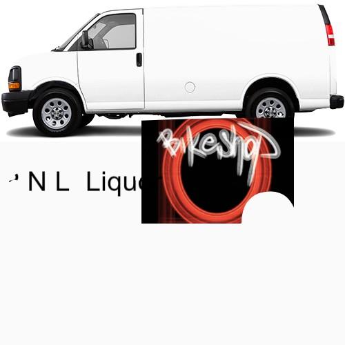 Cargo Van Wrap #48924
