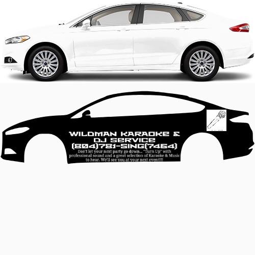 Sedan Wrap #48954