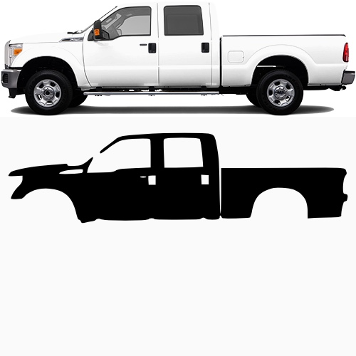 Truck Wrap #48985