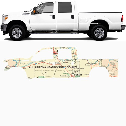 Truck Wrap #48997