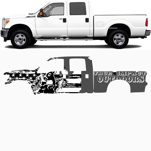 Truck Wrap #49019