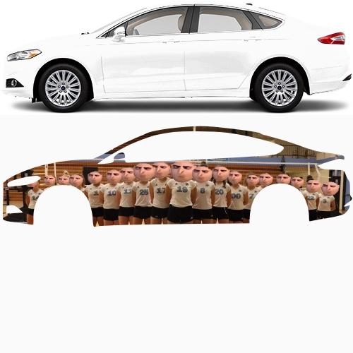 Sedan Wrap #49050