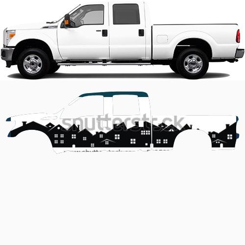 Truck Wrap #49093